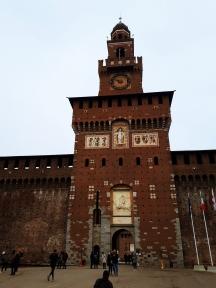 Castillo Sforza.