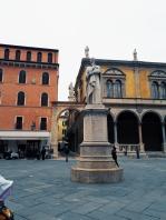 Dante en Verona.