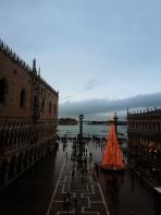 Venecia desde San Marcos.