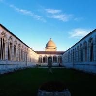 Batisterio de Pisa.