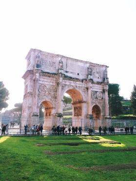 Arco de Constantino.
