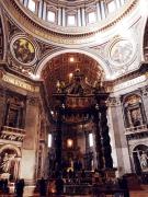 El Vaticano.